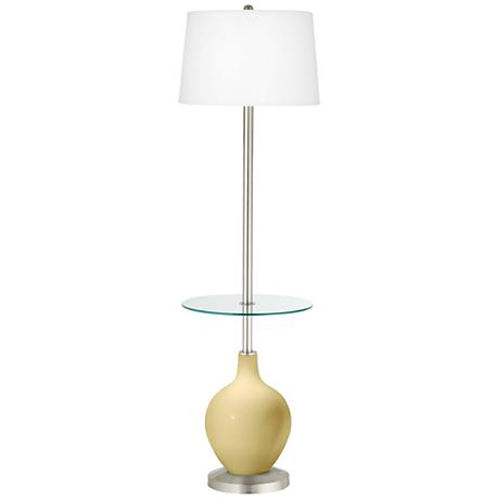 Butter Up Ovo Tray Table Floor Lamp