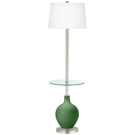 Garden Grove Ovo Tray Table Floor Lamp