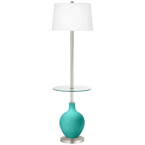 Synergy Ovo Tray Table Floor Lamp