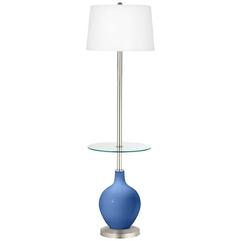 Dazzle Ovo Tray Table Floor Lamp