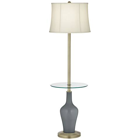 Software Anya Tray Table Floor Lamp