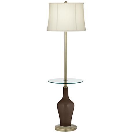 Carafe Anya Tray Table Floor Lamp