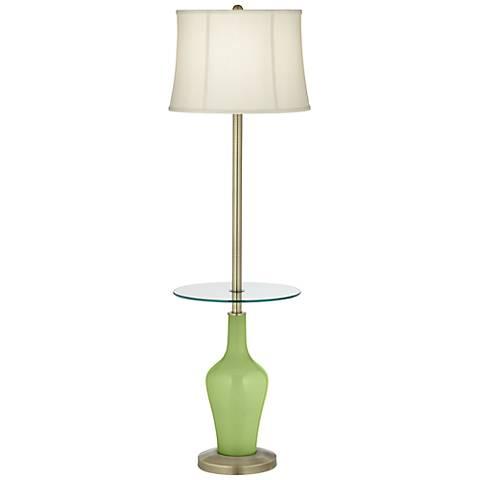 Lime Rickey Anya Tray Table Floor Lamp