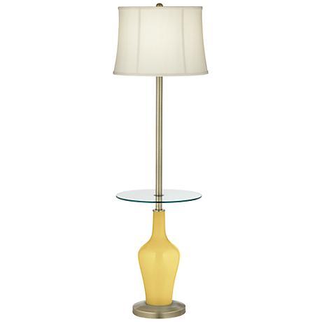 Daffodil Anya Tray Table Floor Lamp