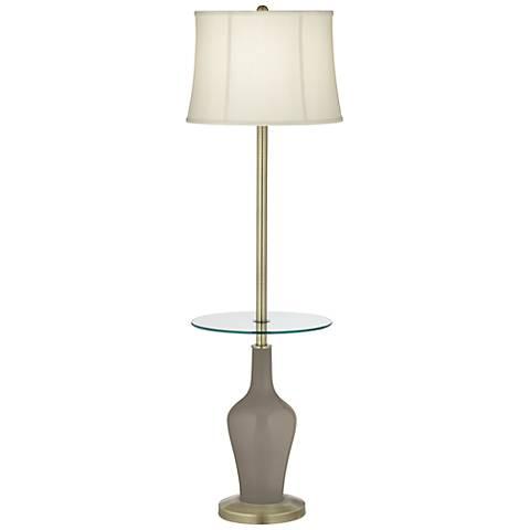 Backdrop Anya Tray Table Floor Lamp