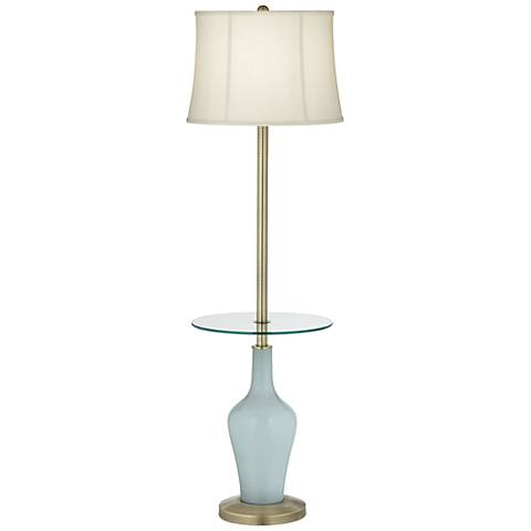 Rain Anya Tray Table Floor Lamp