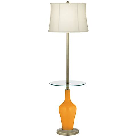 Carnival Anya Tray Table Floor Lamp
