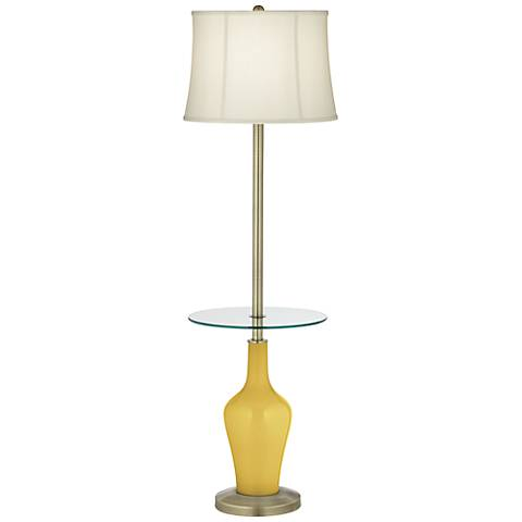 Nugget Anya Tray Table Floor Lamp