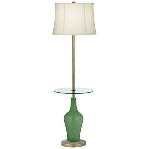 Garden Grove Anya Tray Table Floor Lamp