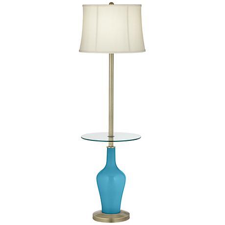 Jamaica Bay Anya Tray Table Floor Lamp