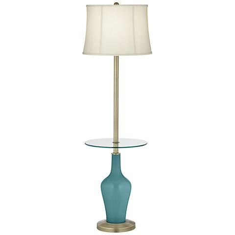 Reflecting Pool Anya Tray Table Floor Lamp