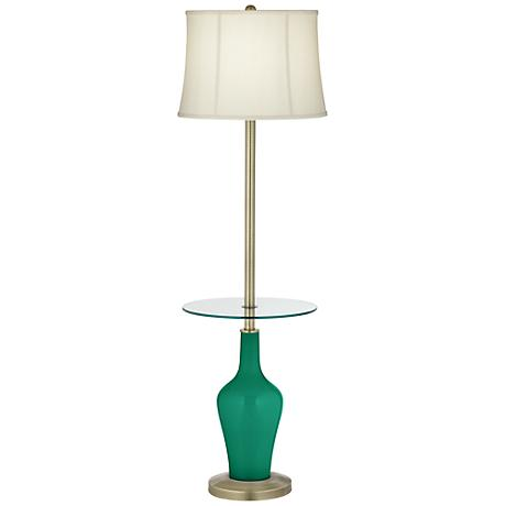 Leaf Anya Tray Table Floor Lamp