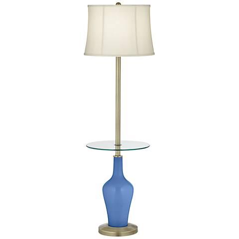 Dazzle Anya Tray Table Floor Lamp