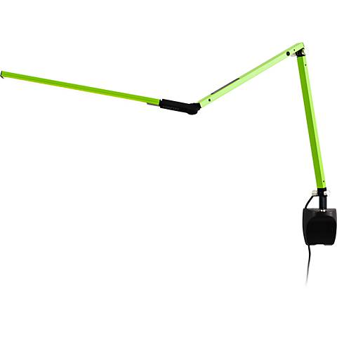 Koncept Gen 3 Z-Bar Mini Warm Light LED Green Wall Lamp