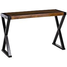 Arteriors Home Tahiti Wood Console Table