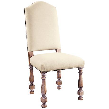 Pulaski Amethea Dione Upholstered Side Chair