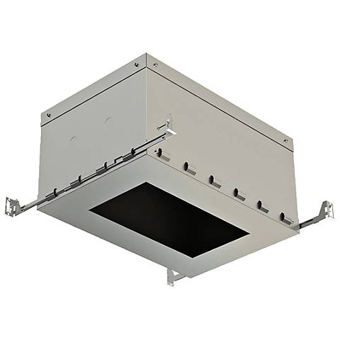 Eurofase Recessed Double PAR20 Insulated Remodel Ceiling Box 4J767 Lamps