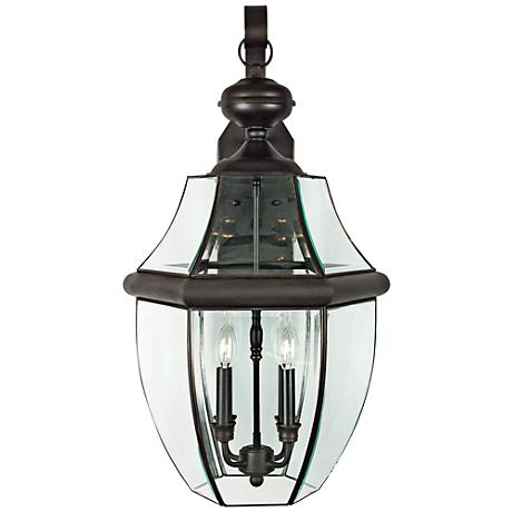 """Quoizel Newbury 29"""" High Extra Large Outdoor Wall Light"""