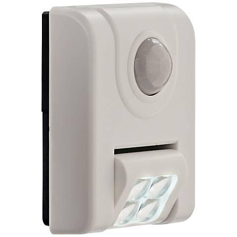 Fulcrum Glow 4-LED White Sensor Night Light