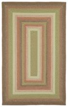 Kaleen Bimini 3010-59 Sage 5'x8' Indoor/Outdoor Area Rug
