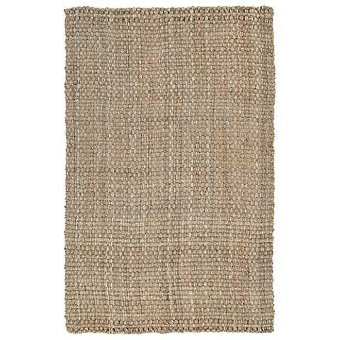 Kaleen Essential 8501-44 Panama Natural Jute Rug