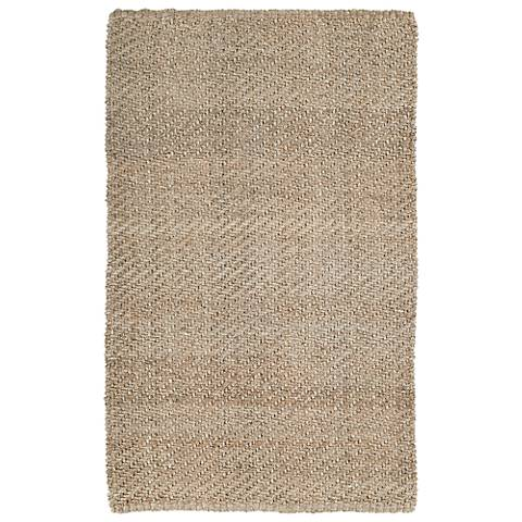 Kaleen Essential 8503-44 Twil Natural Jute Rug