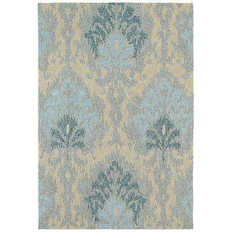 Kaleen Habitat 2106-56 Seaspray Spa Rug