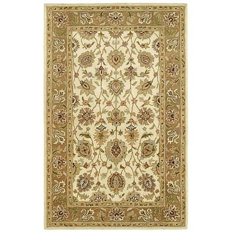 Kaleen Heirloom 8803-42 Deborah Linen Wool Area Rug