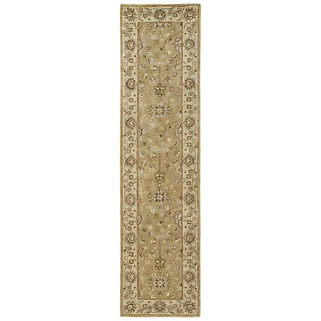 Kaleen Heirloom 8805-43 Katherine Camel Wool Area Rug