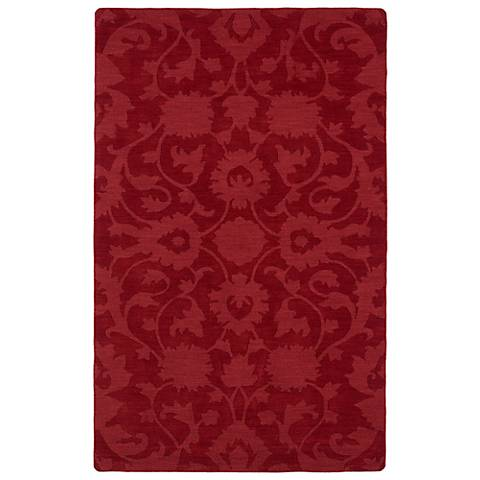 Kaleen Imprints Classic IPC02-25 Red Area Rug