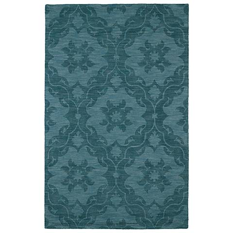 Kaleen Imprints Classic IPC03-78 Blue Area Rug