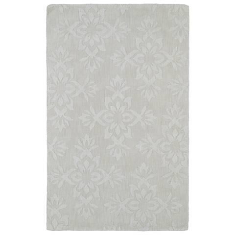 Kaleen Imprints Classic IPC04-01 Ivory Floral Rug