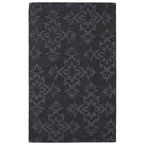 Kaleen Imprints Classic IPC04-38 Charcoal Rug
