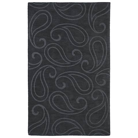 Kaleen Imprints Classic IPC05-38 Charcoal Rug