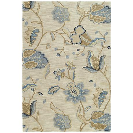 Kaleen Inspire 6404-17 Spectacle Blue Area Rug