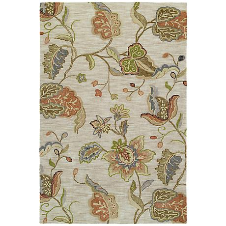 Kaleen Inspire 6404-58 Spectacle Rose Area Rug