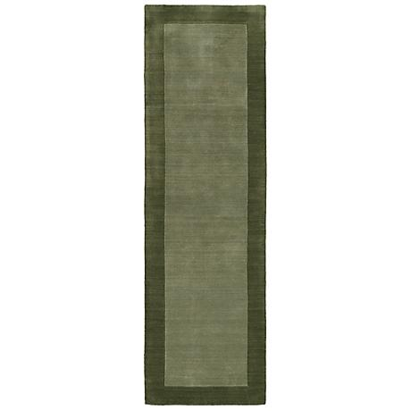 Kaleen Regency 7000-15 Fern Wool Area Rug