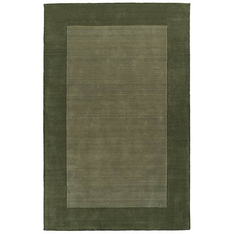 Kaleen Regency 7000-15 Fern Wool Area Rug