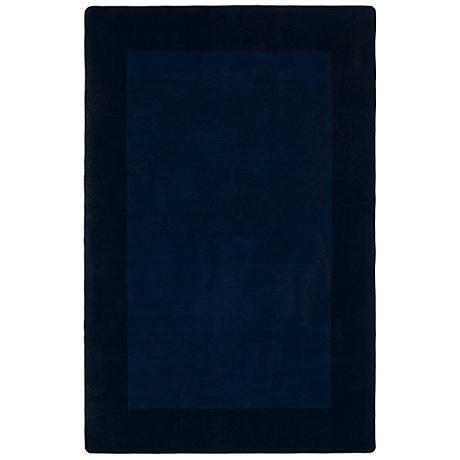 Kaleen Regency 7000-22 Navy Wool Area Rug