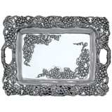 Arthur Court Grape Silver Clutch Tray