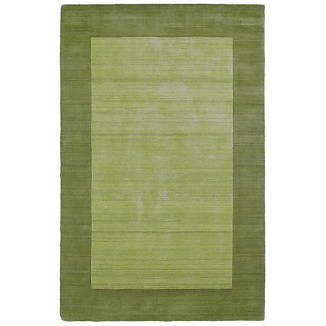 Kaleen Regency 7000-33 Celery Wool Area Rug