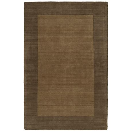 Kaleen Regency 7000-40 Chocolate Wool Area Rug