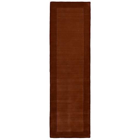 Kaleen Regency 7000-67 Copper Wool Area Rug