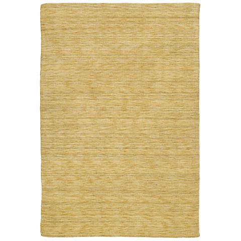 Kaleen Renaissance 4500-07 Butterscotch Wool Rug
