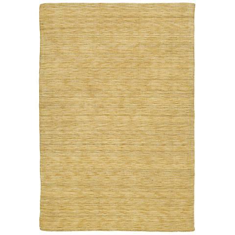 Kaleen Renaissance 4500-07 Butterscotch Wool Rug