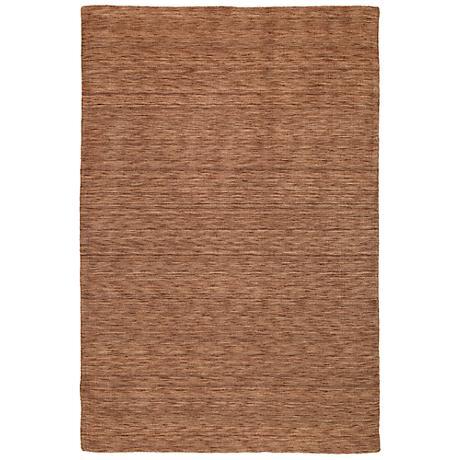 Kaleen Renaissance 4500-67 Copper Wool Area Rug