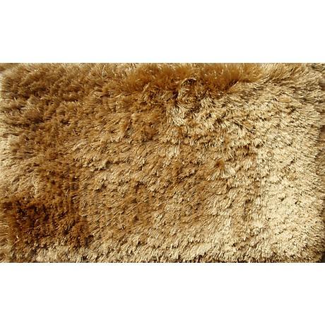 Sensual Gold Shag Doormat