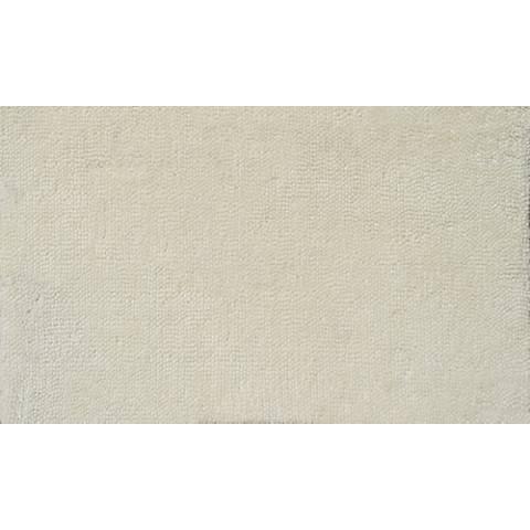 San Bernardo White Shag Doormat
