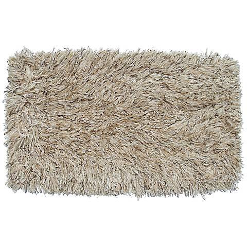 Motion Tan Shag Doormat