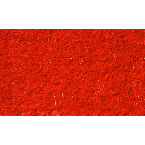 Coral Red Doormat